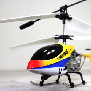 What kind of people is suitable for playing rc helicopter
